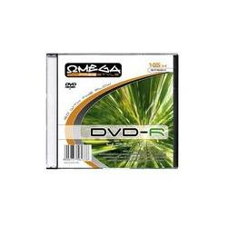 PŁYTA DVD-R OMEGA FREESTYLE 4,7 GB 16X SLIM 1 SZT