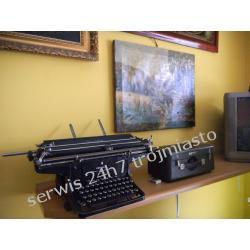 Maszyna do pisania Continental Mechanik