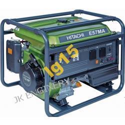 HITACHI agregat prądotwórczy E57MA S 5,1KW  FV