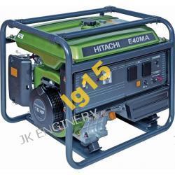 HITACHI agregat prądotwórczy E40MA 3,3KW GDYNIA