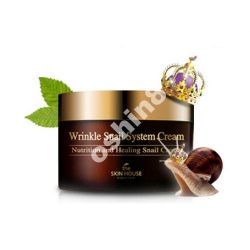 C* The Skin House Wrinkle Snail System Cream 100