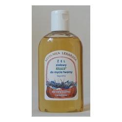 """Żel do mycia twarzy do cery suchej """"Mydlnica lekarska"""" - 200 ml - Fitomed"""