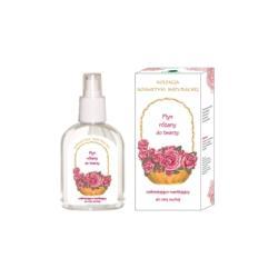 Różany płyn do cery suchej - 150 ml - Fitomed