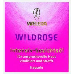 Olejek z dzikiej róży do intensywnej pielęgnacji twarzy - WELEDA