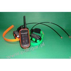 Garmin Alpha 100 z dwoma obrożami TT15 Mini   śledzenie + sygnalizacja świetlna + Funkcja szkolenia Zwierzęta