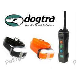 Elektroniczna obroża Dogtra EDGE 4502 Zasięg 1600 metrów dla dwóch psów