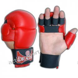 Ochraniacze do karate WKF (zakryty kciuk)