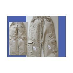 Spodnie bojówki 100% bawełna 158