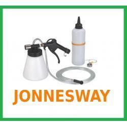 Przyrząd do wymiany płynu i odpowietrzania układu hamulcowego