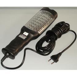 Diodowa lampa warsztatowa 48 LED 230 V kabel 5 m 2,5W