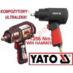 Klucz pneumatyczny udarowy 1/2 KOMPOZYTOWY 1356 Nm