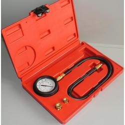Miernik Tester Ciśnienia Oleju 7 bar 3 końcówki