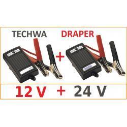 Zabezpieczenie elektroniki przed spawaniem 12/24 V