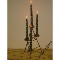 Świecznik, świeczniki, dekoracje, prezent