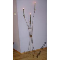 Świecznik stojący 150 cm, świeczniki, dekoracje