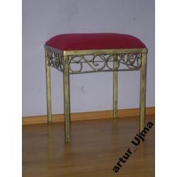 Taboret, Pufa, Krzesło, meble, metaloplastyka,!!!