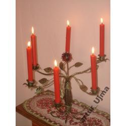 Świecznik stołowy , świeczniki, dekoracje, !!!!