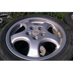 Felgi aluminiowe , alufelgi, 17 cali, do Audi.