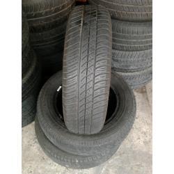 Opony letnie , 165/65/14, używane, Michelin Energy