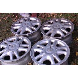 Felgi aluminiowe, Renault Espace, Laguna,15 cali,