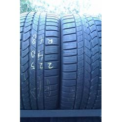 Opony 225/40 R18, zimowe, Continentral, komplet 4