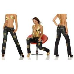 Spodnie Jeansy r.34/S