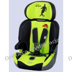 Foteliki samochodowe dla dzieci 9-36 kg RICO SPORT