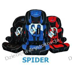 Foteliki samochodowe dla dzieci 9-36 kg SPIDER