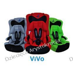 Foteliki samochodowe dla dzieci 9-36 kg VIVO