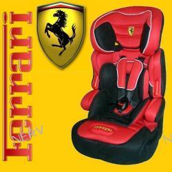 Foteliki samochodowe Beline Ferrari 9-36 kg