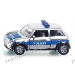 SIKU 1330 POLICJA MINI COOPER