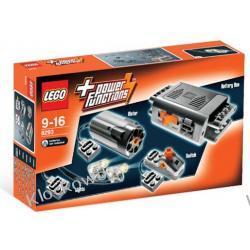 8293 SILNIK POWER FUNCTION KLOCKI LEGO TECHNIC Playmobil