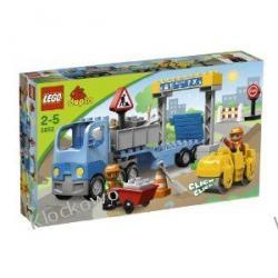 5652 ZESTAW DO BUDOWY DRÓG KLOCKI LEGO DUPLO