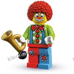 8683 CLOWN KLOCKI LEGO MINIFIGURKI