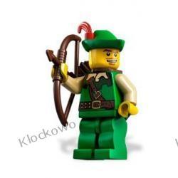 8683 MYŚLIWY - ŁUCZNIK KLOCKI LEGO MINIFIGURKI