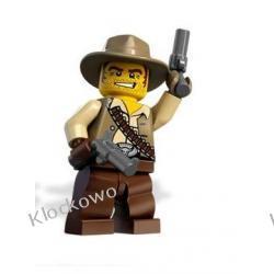 8683 KOWBOJ KLOCKI LEGO MINIFIGURKI