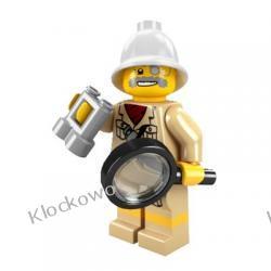 8684 PODRÓŻNIK KLOCKI LEGO MINIFIGURKI