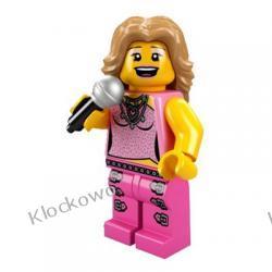 8684 PIOSENKARKA KLOCKI LEGO MINIFIGURKI