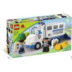 5680 CIĘŻARÓWKA POLICYJNA KLOCKI LEGO DUPLO