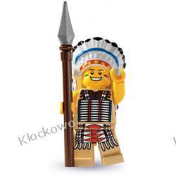 8803 WÓDZ INDIAŃSKI KLOCKI LEGO MINIFIGURKI