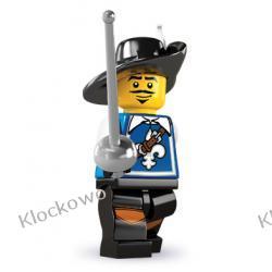 8804 - MUSZKIETER (MUSKETEER) KLOCKI LEGO MINIFIGURKI