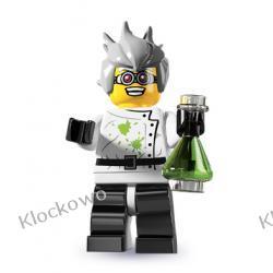 8804 - SZALONY NAUKOWIEC (CRAZY SCIENTIST) KLOCKI LEGO MINIFIGURKI