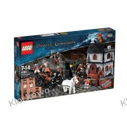 4193 UCIECZKA Z LONDYNU - KLOCKI LEGO PIRATES OF THE CARIBBEAN (PIRACI Z KARAIBÓW) Pozostałe