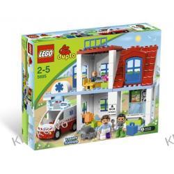 5695 KLINIKA KLOCKI LEGO DUPLO Kompletne zestawy