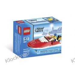 4641 ŁÓDŹ WYŚCIGOWA (Speed boat) - KLOCKI LEGO CITY