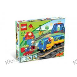 5608 POCIĄG DUPLO ZESTAW STARTOWY (Train Starter Set) - KLOCKI LEGO DUPLO