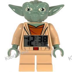 2856203 ZEGAR - MISTRZ YODA (LEGO® Star Wars™ Yoda Minifigure Clock ) LEGO STAR WARS