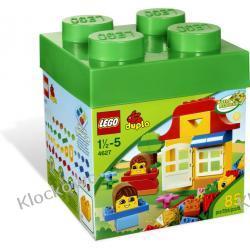 4627 ZABAWA Z KLOCKAMI (Fun With Bricks) KLOCKI LEGO DUPLO