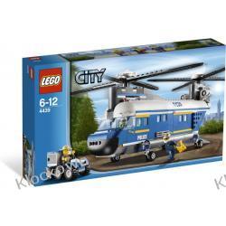 4439 HELIKOPTER TRANSPORTOWY (Heavy-Duty Helicopter) KLOCKI LEGO CITY