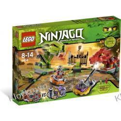 9456 WIRUJĄCA WALKA (Spinner Battle Arena) KLOCKI LEGO NINJAGO